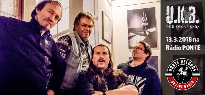 U.K.B. na rádiu Ponte Records